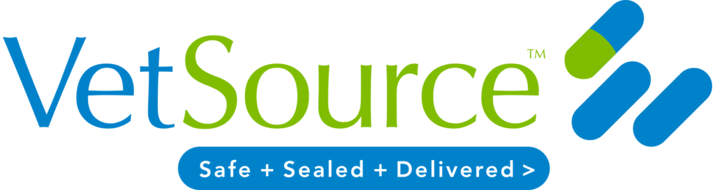 Large vet source logo