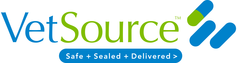 Large vet source logo