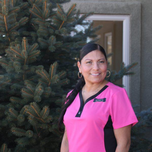 Antonette Valdez, Office Manager