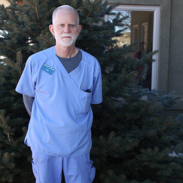 Dave Plack, Veterinary Technician At Ponderosa Veterinary Clinic